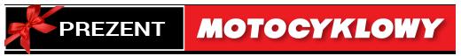 Prezent dla motocyklisty Logo